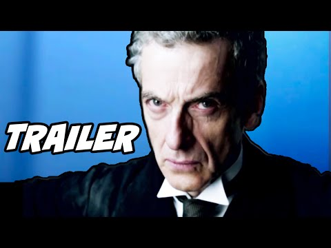 Doctor Who Series 8 Official Trailer Breakdown