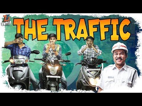 The Traffic ? || Tej India