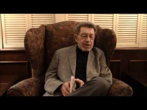 Pete Hamill talks about his life and the importance of Glucksman Ireland House NYU