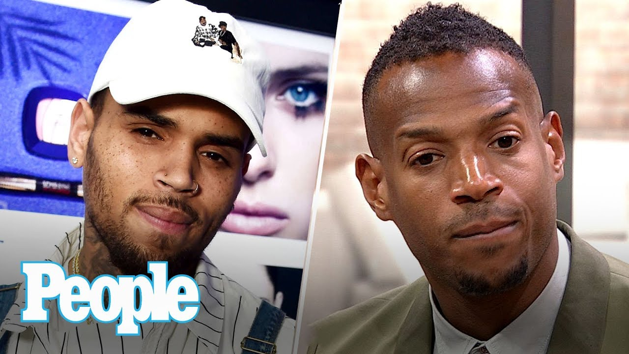 Chris Brown On Physically Assaulting Rihanna, Marlon Wayans On Charlottesville | People NOW | People