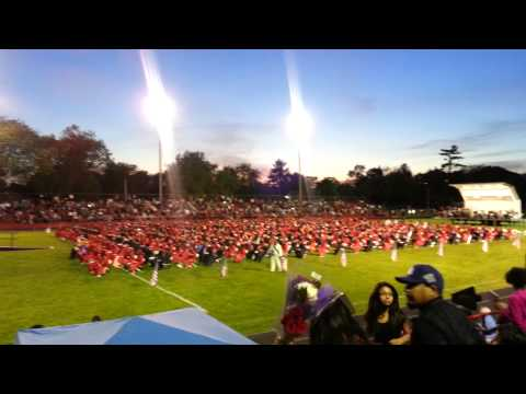 East aurora high school graduation 2014