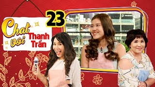 CHAT WITH THANH TRAN #23 FULL|Hate the bed&board in pregnancy-Let's play game together!