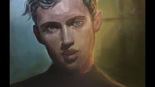 Download Lagu Painting Troye Sivan - My my my! Gratis STAFABAND