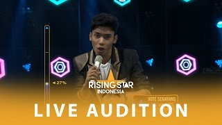 "download lagu Alif Rizky ""cake By The Ocean""  Live Audition gratis"
