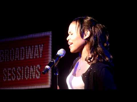 Nikki Renee Daniels - Colored Woman at CCM 2011 Showcase Cabaret