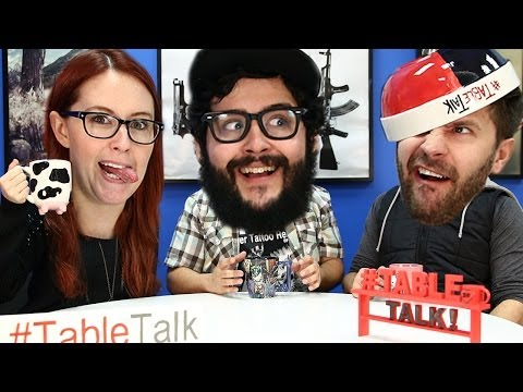 Zombie-Sharks and Favorite Songs of 2013 - It's #TableTalk!