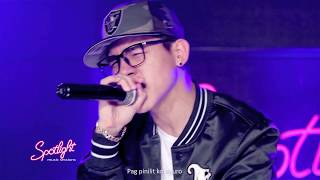 "Ex Battalion sings ""UNRELEASED (MAHIRAP NA)"" 