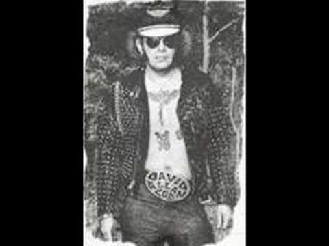 David allen coe- Jack daniels if you please