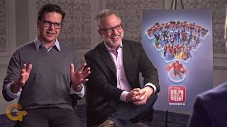 RALPH BREAKS THE INTERNET Interview - Rich Moore And Phil Johnston