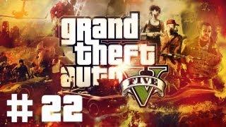 [PS3] Zagrajmy w GTA V #22 - Trevor w różowej koszulce