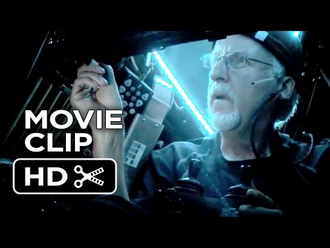 Deepsea Challenge 3D Movie CLIP - Falco (2014) - James Cameron Documentary HD
