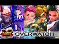 "STREET FIGHTER V - ""OVERWATCH"" Mods by TheJAMK!..."