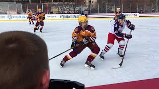 Warwick Wildcats vs Columbus Jr Blue Jackets AA 2 18 2018