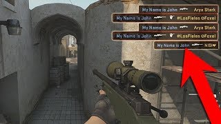 IMPOSSIBLE CS:GO SHOTS