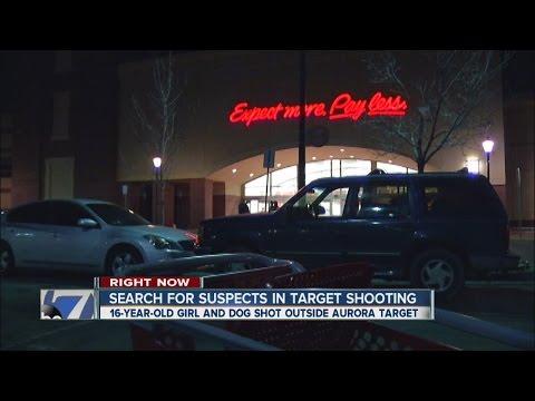 Pd: Teen Girl, Dog Shot In Drug Deal At Target video