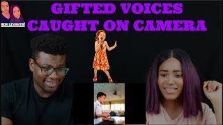 Download Lagu Gifted Voices Caught On Film| REACTION! Gratis STAFABAND
