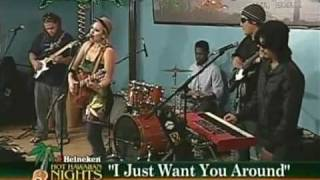 Watch Anuhea I Just Want You Around video