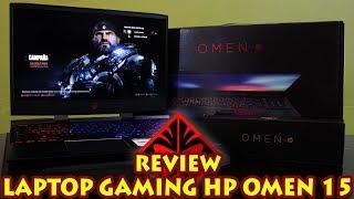 HP Omen 15 - Review Laptop Gaming 2019/Una de las mejores