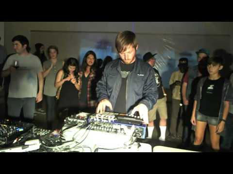 Jel LIVE in the Boiler Room Los Angeles