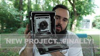 Film Project Announcement! | Filmed on FUJI X-T2
