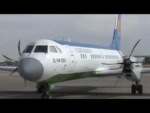 Уникальный Ил-114 поступает в серийное производство
