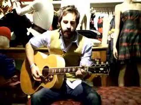 Josh Kelley - I Dont Mind Singing