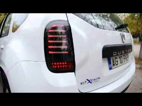 Dacia DUSTER LED