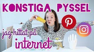 KONSTIGA PYSSEL från internet   DEL 2