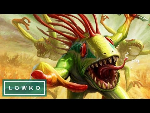 Let's Play World of Warcraft: Legion - Looking For Murlocs in Legion!