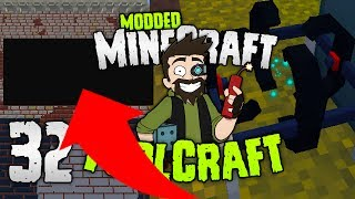 Minecraft: FOOLCRAFT | ⚡ Careful what you wish for...! | #32 | Modded Minecraft