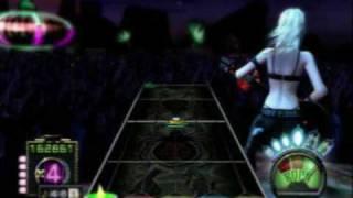 Black Magic Woman - Guitar hero 3 - Santana - Expert - 100% FC
