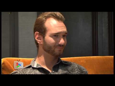 Nick Vujicic for R.AGE Against Bullying