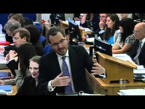 Rupert Murdoch faces Leveson Inquiry