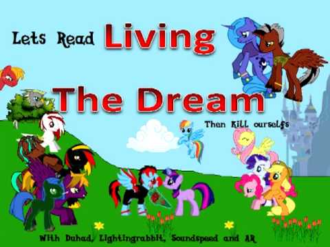 Lets Read Living the Dream Chapter 6