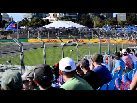 F1 2012 Australian Grand Prix - Ultimate Speed Comparison