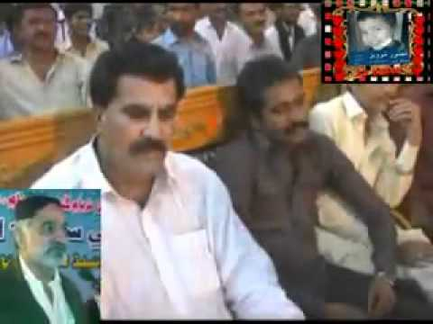 Zulfiqar Mirza To Taan Ghor Thiyan (sindhi Song).mp4 video