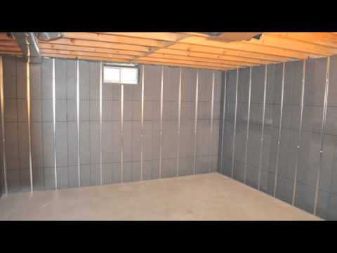 Basement to Beautiful Insulation Panels: Energy-Efficient & Built to Last   Total Basement Finishing