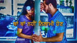 Gulami | Ranjit Rana heart Touching Punjabi Sad Song Whatsapp Status Video Download