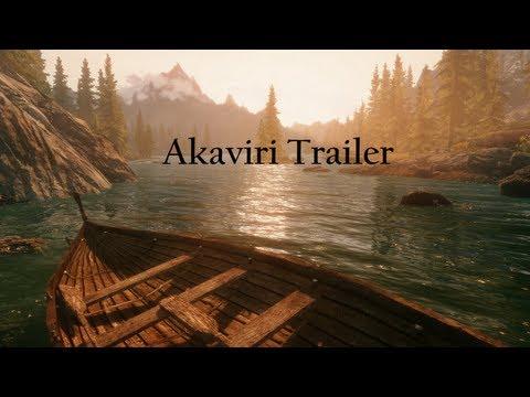 Xbox 360 - Skyrim Akaviri Teaser
