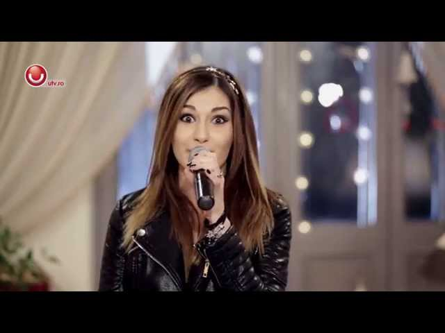 Alina Eremia - Have yourself a merry little Christmas @Utv Live Session