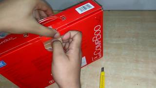 Iball Compbook Excelence unboxing and review