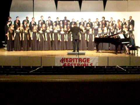 Atlanta, GA. Webster Groves High School Concert Choir #3
