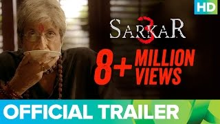 Sarkar 3 Movie Review, Rating, Story, Cast & Crew