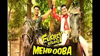 download lagu Mehbooba  Fukrey Returns  Prem & Hardeep  gratis