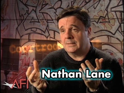 Nathan Lane On KRAMER VS. KRAMER