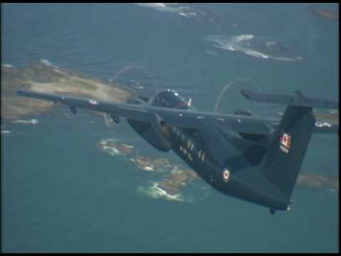 Navigators from around the world come to Canada to train on the CT-142
