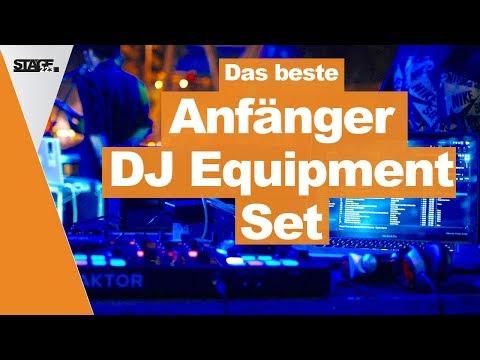 Das beste DJ Anfänger Equipment Set 2018    Kaufberatung - stage.choice