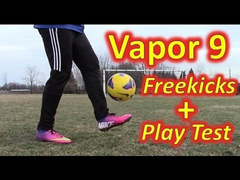 Nike Mercurial Vapor 9 IX - Freekicks + First Impressions