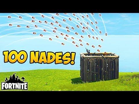 Funny Fortnite Video New Grenade Launcher Trick Fortnite Funny