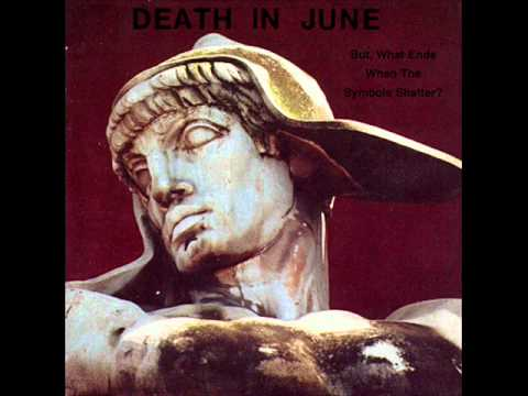 Death In June - This Is Not Paradise